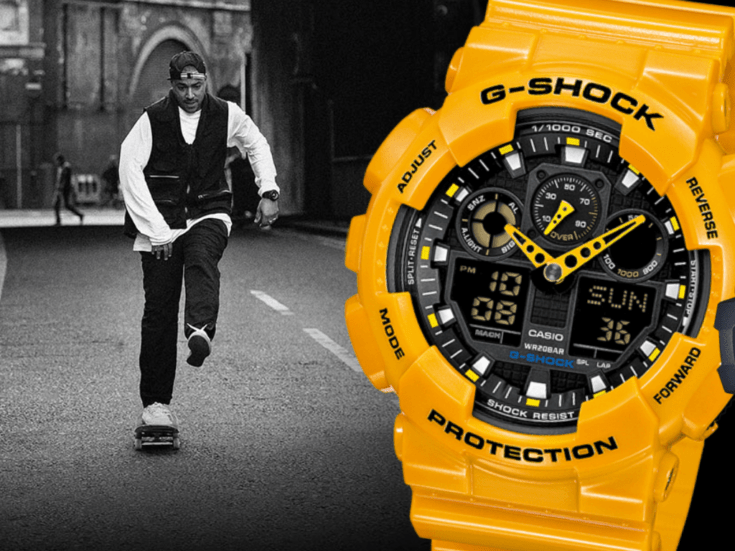 News | LVTPR new PR agency for Dutch watch division CASIO Benelux B.V.