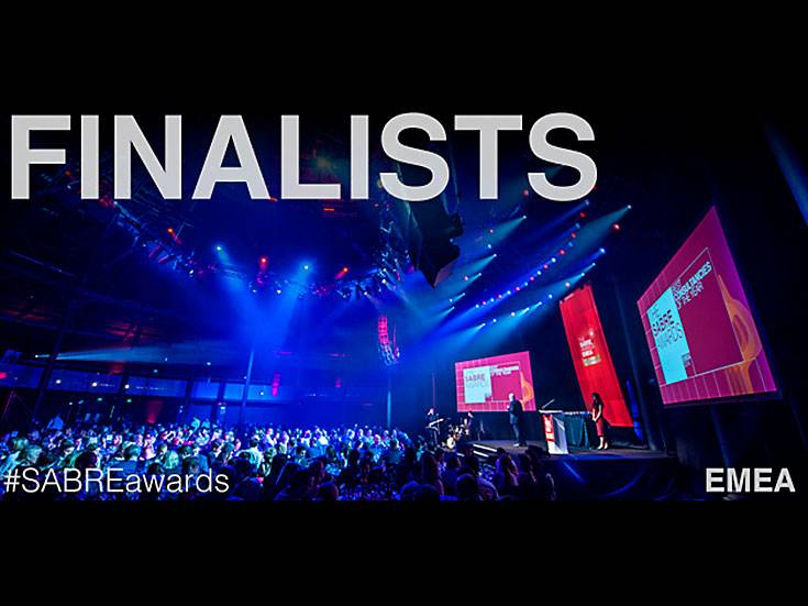 NEWS | LVT Group once again in Sabre Awards top 5 of best Benelux agencies